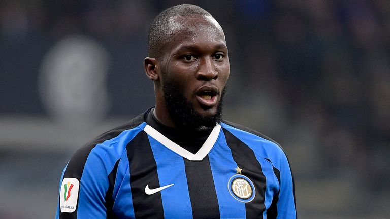 Romelu Lukaku set for shock transfer move to Man City