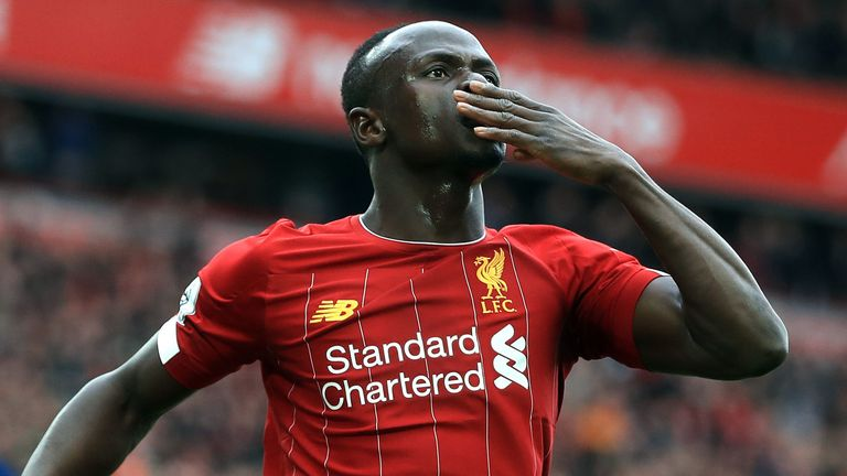 Sadio Mane accepts Liverpool may not be awarded Premier League title