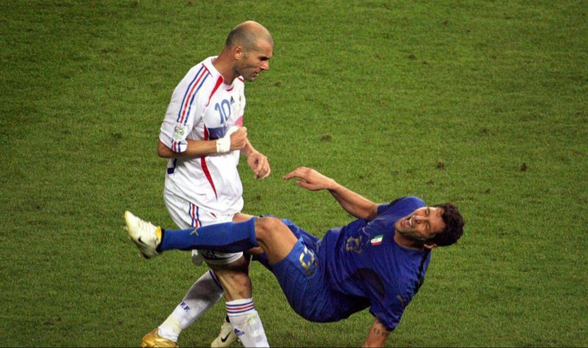 Materazzi said to Zidane that provoked World Cup final headbutt