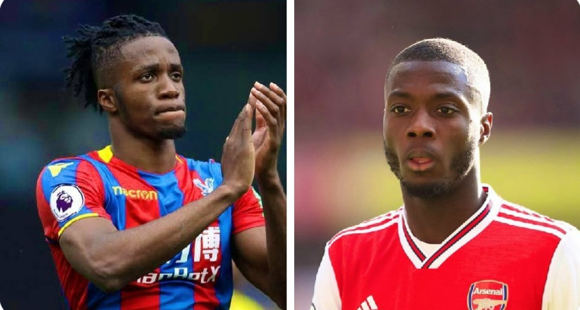 Unai Emery reveals he wanted to sign Zaha instead of Pepe