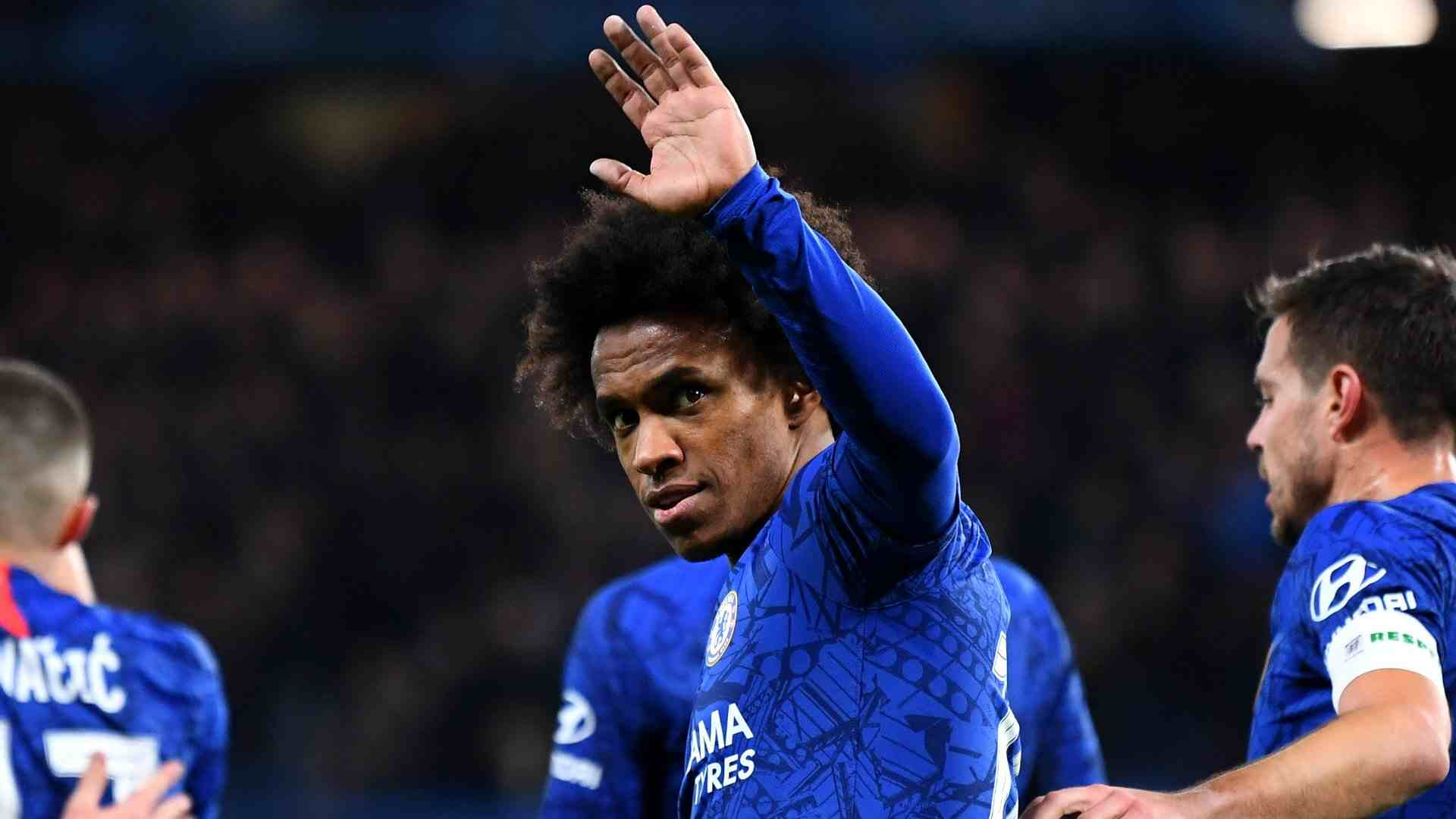 Willian ready to sign temporary Chelsea deal but admits future lies elsewhere