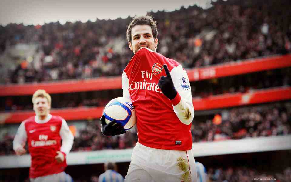 'We always lost!' – Fabregas reveals the big reason why he left Arsenal