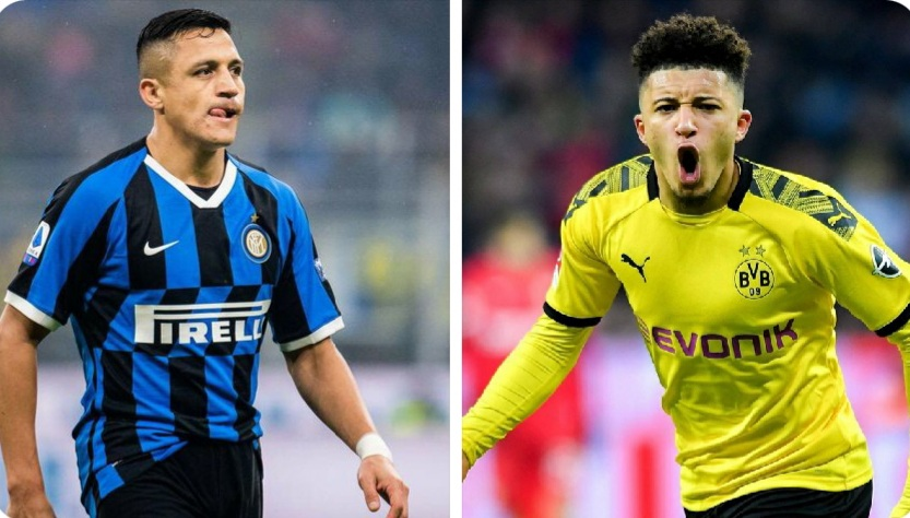 Man Utd offer Alexis Sanchez in bid to seal Jadon Sancho transfer