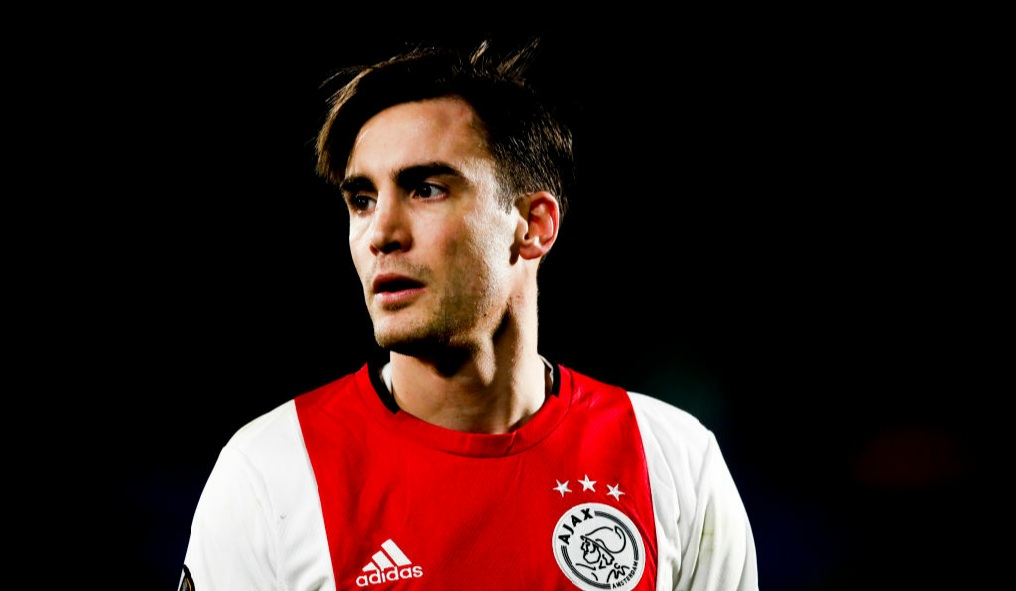 Ajax defender Nicolas Tagliafico could join Chelsea for £22.4m