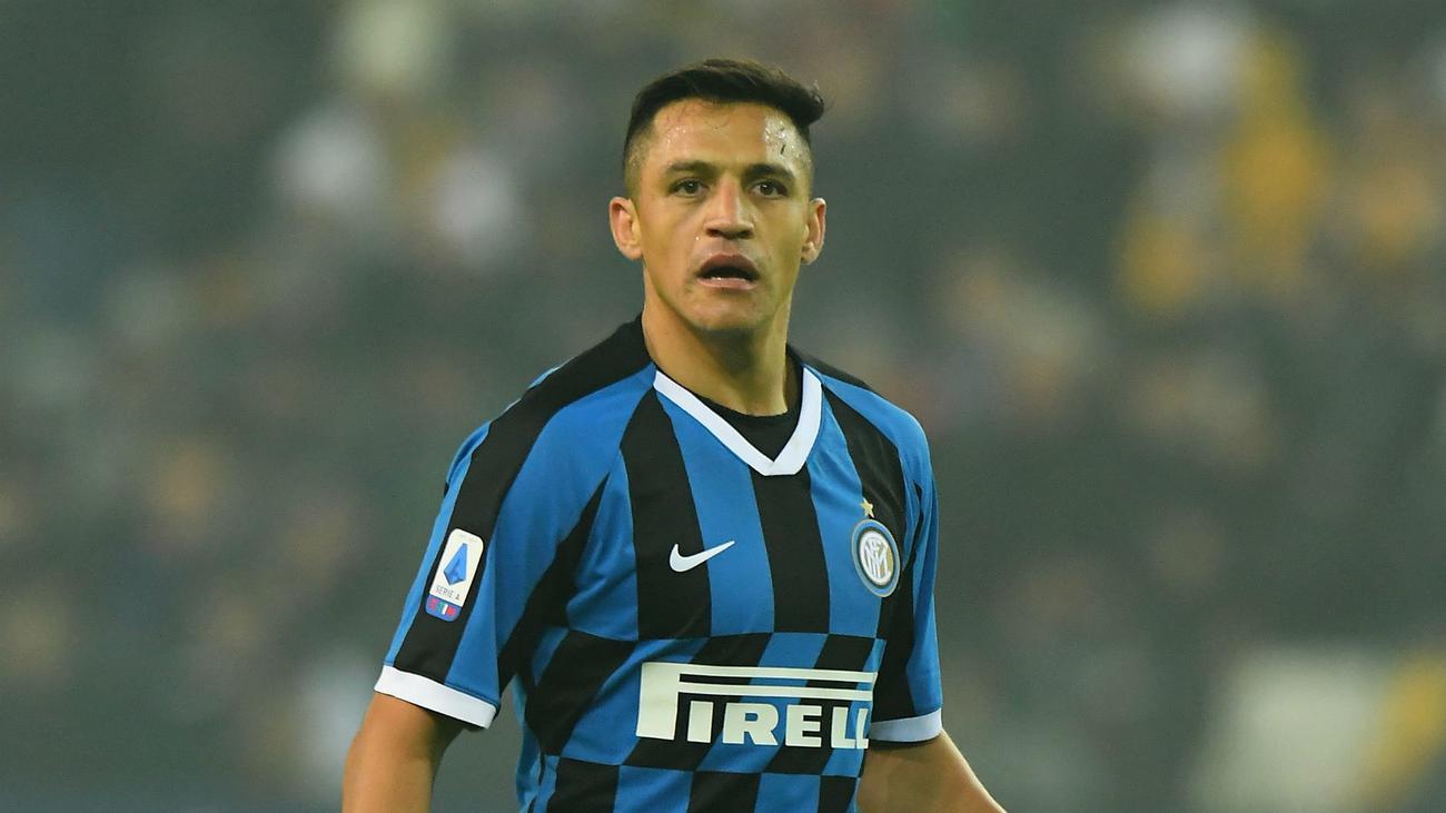 Inter Milan confirms transfer plan for Man Utd's Alexis Sanchez