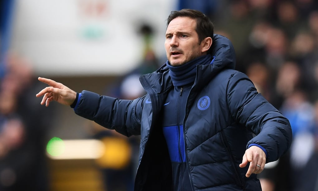 Frank Lampard calls up academy star to replace Gimour ahead of Sheffield clash