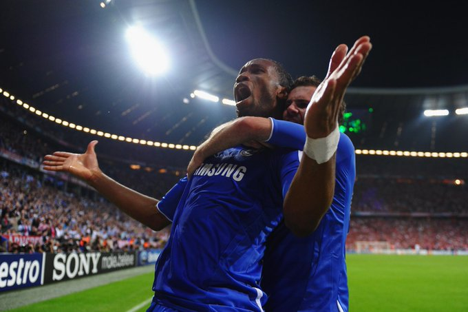 Drogba reveals how Juan Mata's advice inspired Chelsea to CL triumph