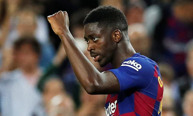 Liverpool move to sign Ousmane Dembele after Timo Werner move stalls