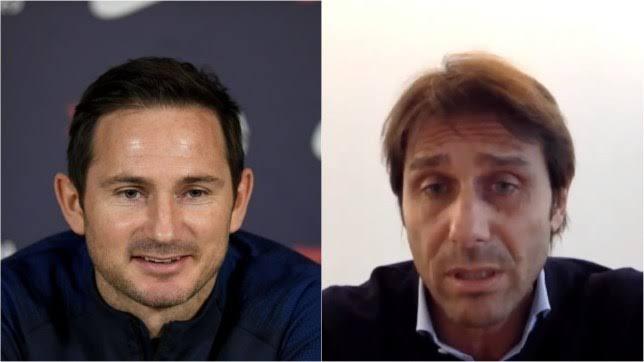 Lampard and Conte
