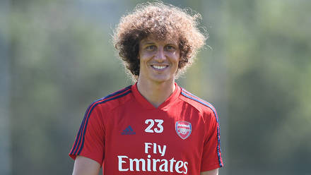David Luiz confirms he will return to Benfica as Arsenal contract nears end