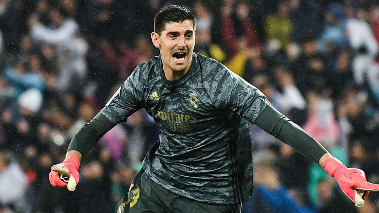 Courtois: Inferior Barcelona don't deserve League title – Madrid were better