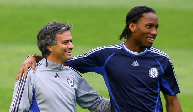 Mourinho gets his facts completely wrong as he makes Didier Drogba claim