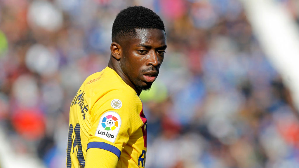 Ousmane Dembele responds to Liverpool's transfer offer