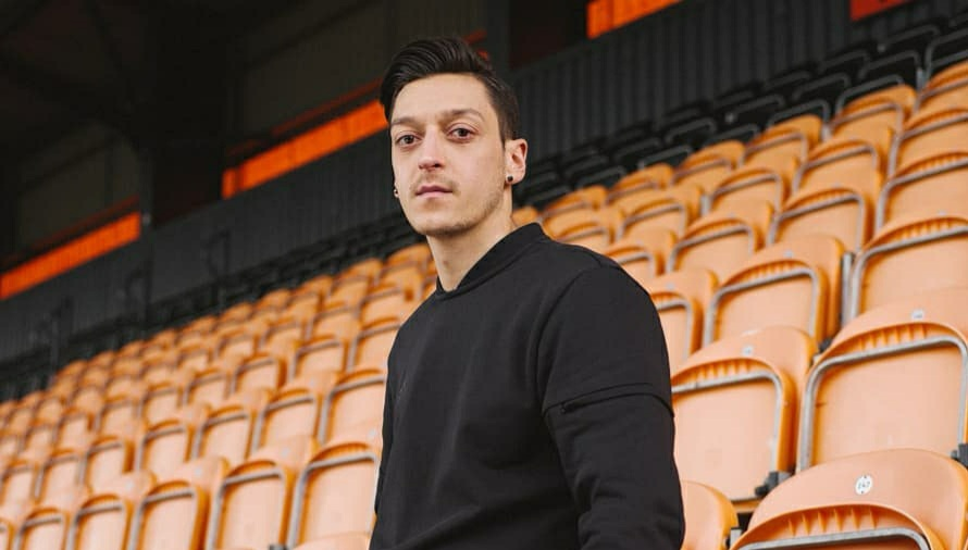 Mesut Ozil dumped by adidas as they end £22m deal with concerns over declining status