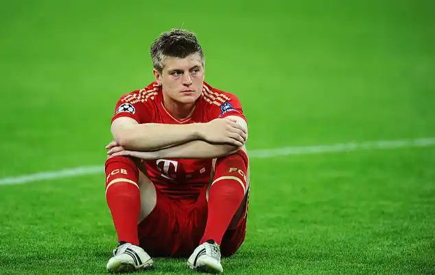 Drunk Toni Kroos had to call emergency doctor after losing CL final to Chelsea