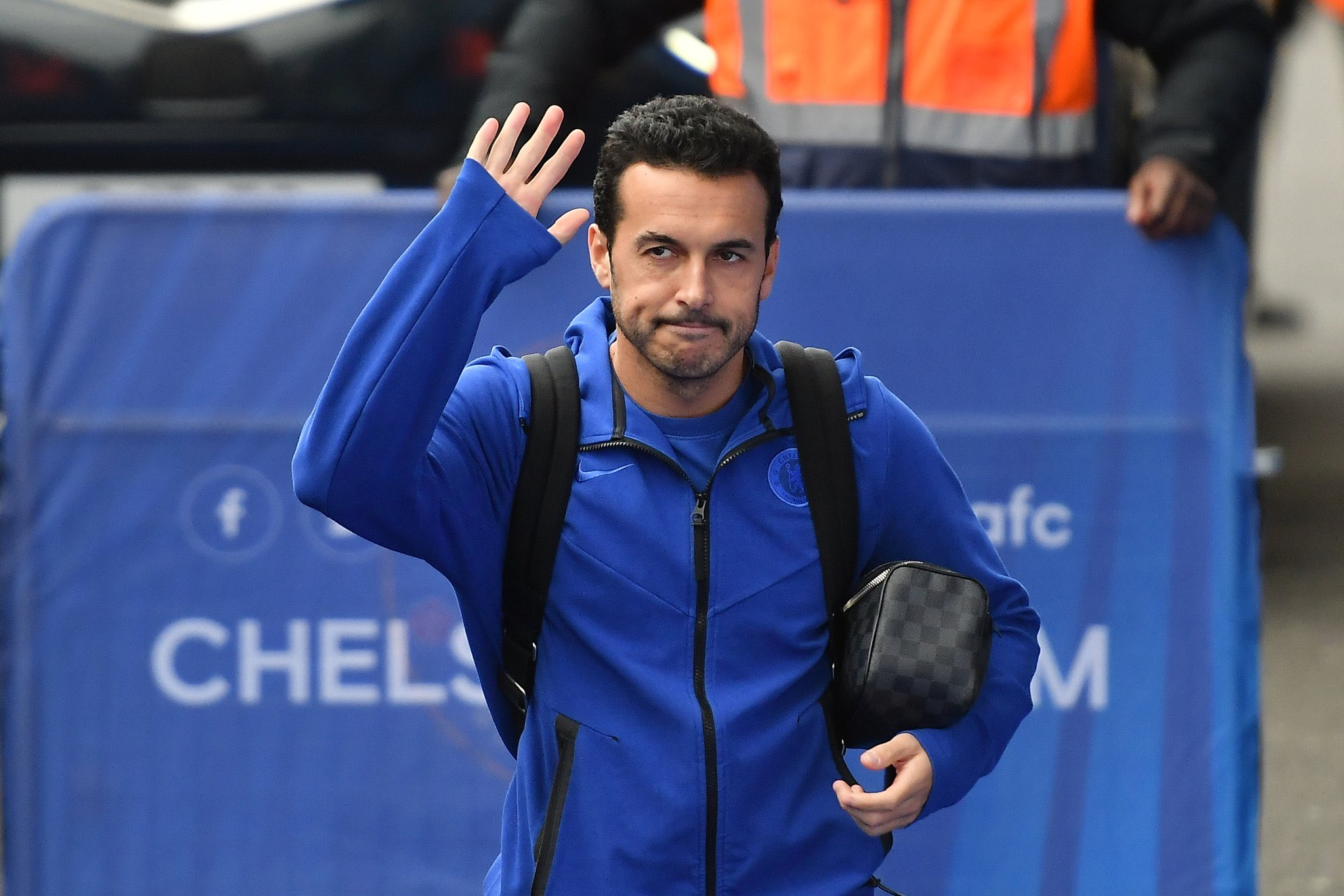 Pedro tells Chelsea he doesn't want to play for club again