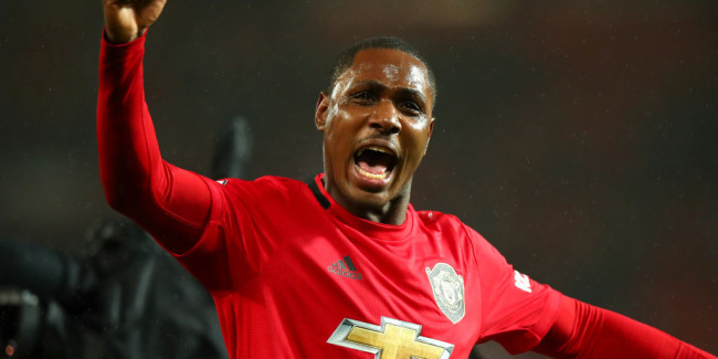 REVEALED: Odion Ighalo's new loan deal to cost Man Utd £10.5m in total