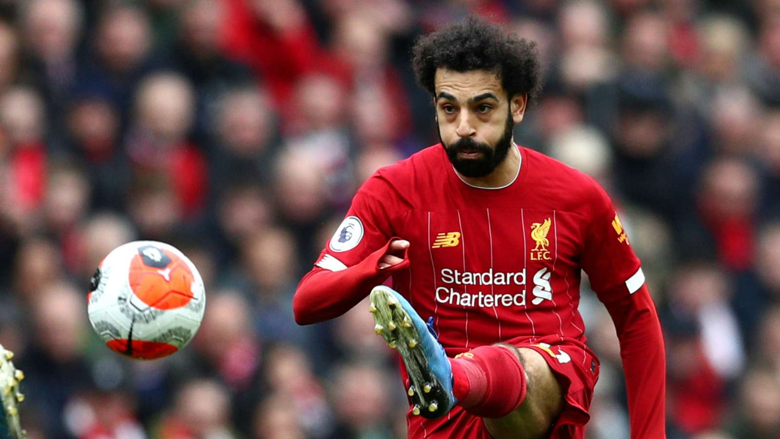 How Mohamed Salah was converted from defender to a forward