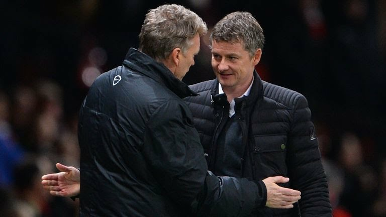Moyes takes swipe at Man Utd: 'I was treated differently compared to Solskjaer'