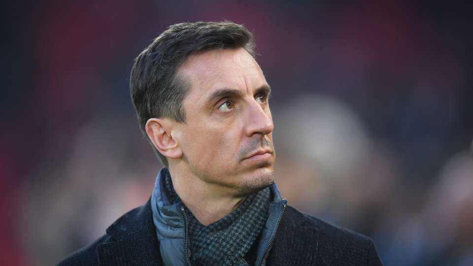 Neville mocks Liverpool players for poor display during Man City defeat