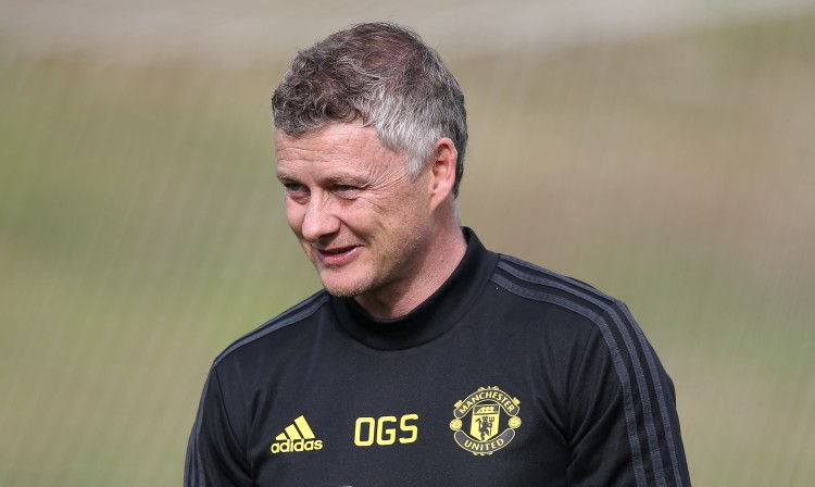 Solskjaer reveals Man Utd's summer transfer plans are 'up in the air'