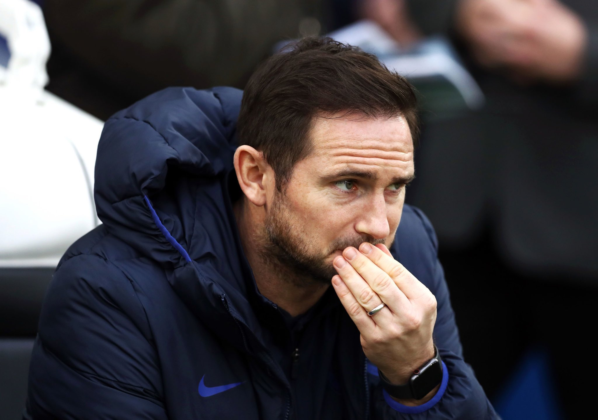 Furious Lampard rips into Chelsea stars after Sheffield defeat