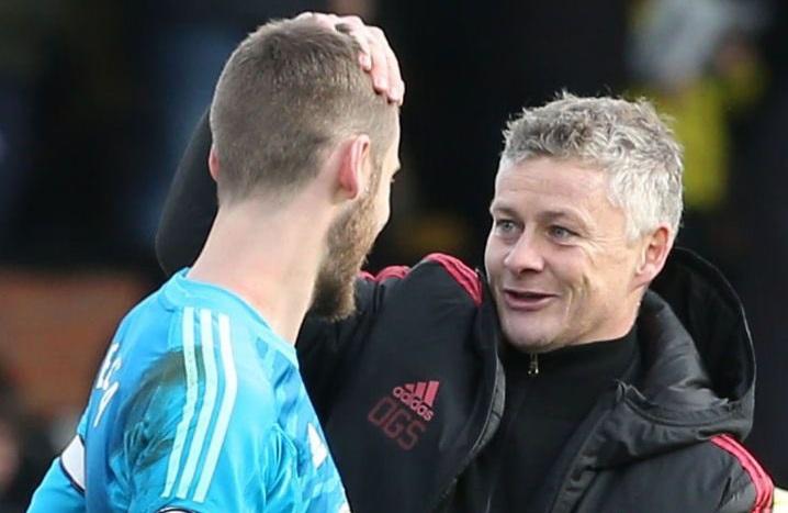 Solskjaer reveals David De Gea's major regret at Man Utd
