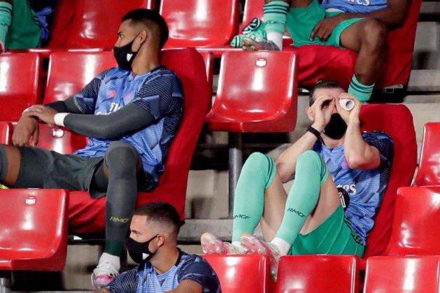 Zidane responds to Gareth Bale fooling around on Madrid's bench