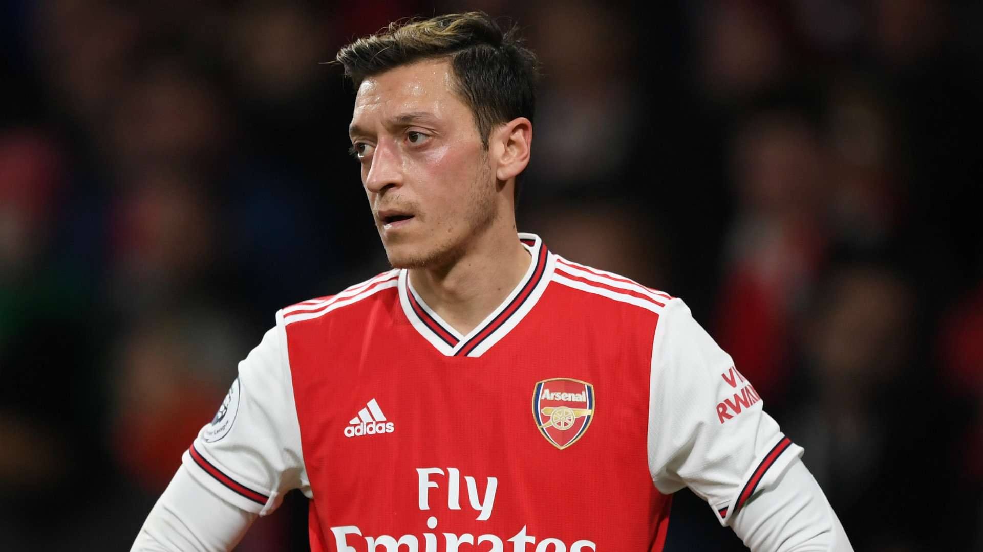 Mesut Ozil hits back at Arteta as German says he's ready to play