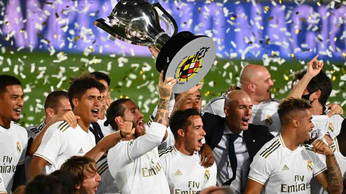 Florentino Perez rules out big signings at Real Madrid this summer