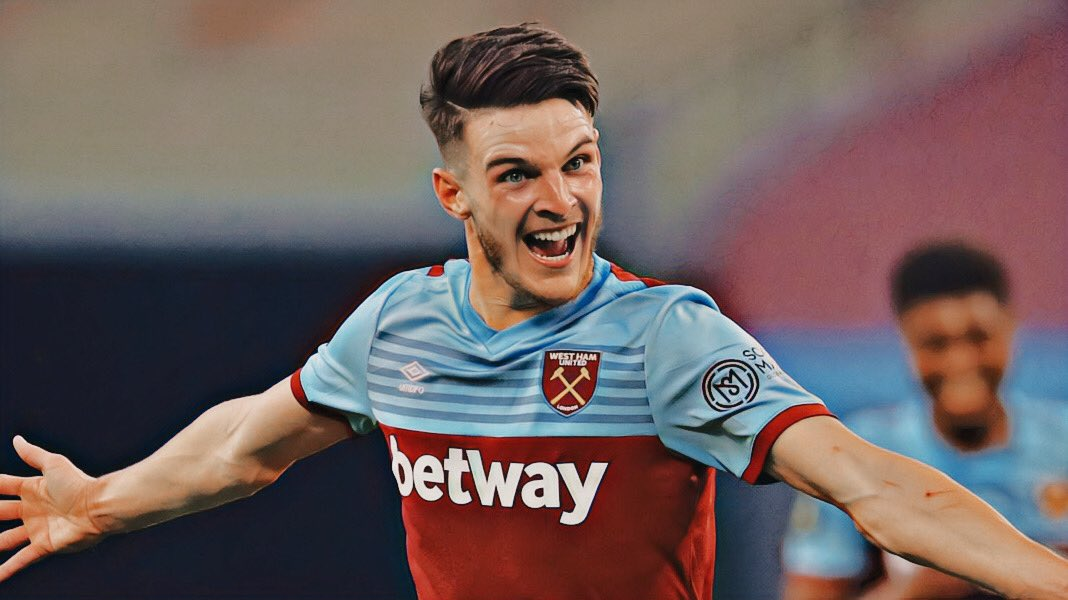Chelsea to offer two players to West Ham in exchange for Declan Rice