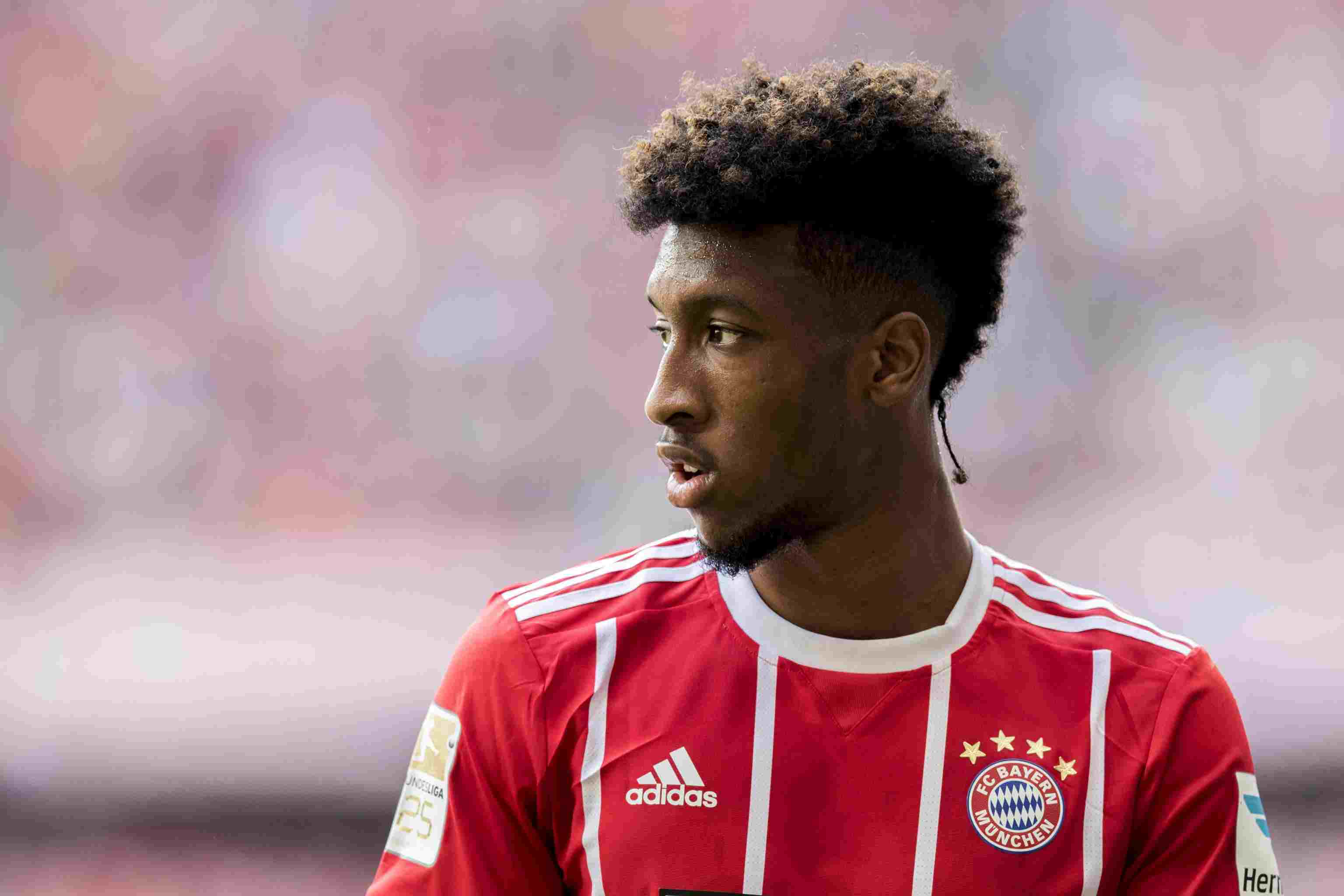 Man Utd in talks to sign Bayern Munich winger Kingsley Coman