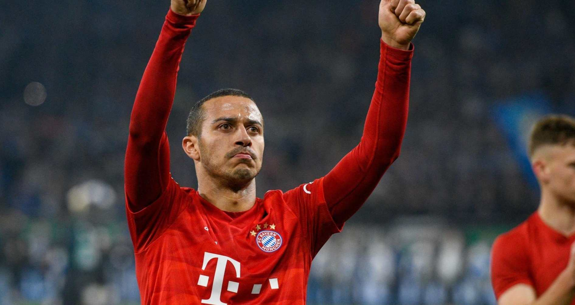Klopp finally speaks out on Liverpool's move to sign Thiago Alcantara