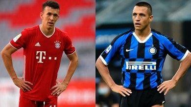 Inter Milan offer Ivan Perisic to Man Utd in swap deal to sign Alexis Sanchez