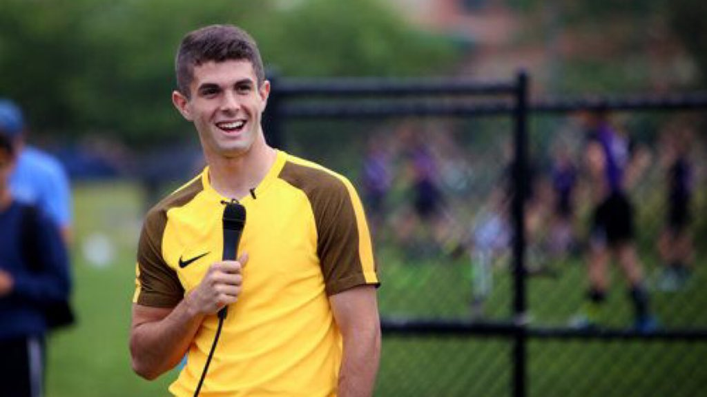 REVEALED: How Man Utd missed out on Christian Pulisic before Chelsea move