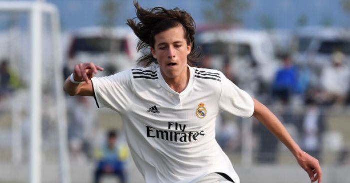 Man Utd reach agreement to sign left-back from Real Madrid