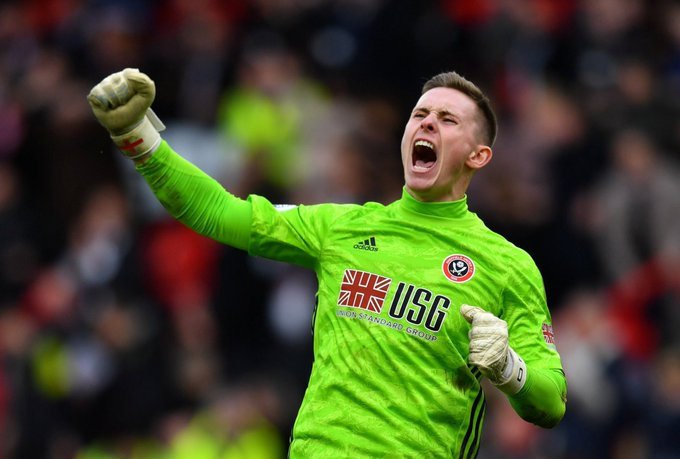 Dean Henderson tells Man Utd what to do with De Gea at the club