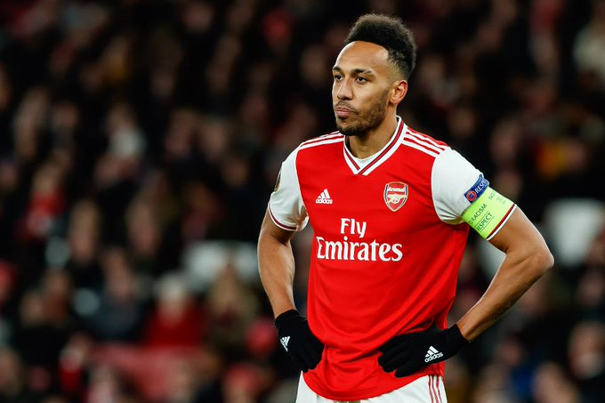 Arsenal set to offer £250,000-a-week contract to Aubameyang