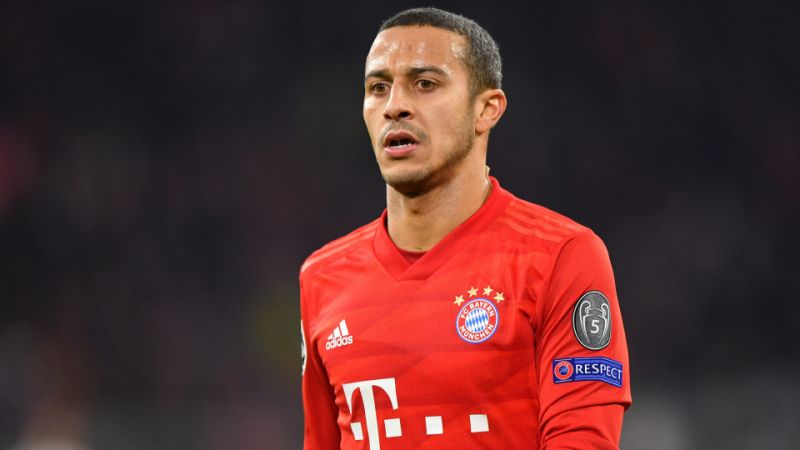 Bayern reveal price for Liverpool & Man Utd to sign Thiago Alcantara
