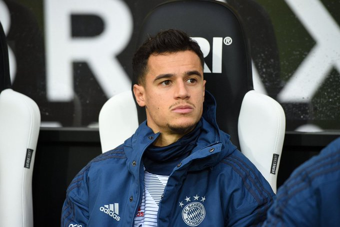 Arsenal offered chance to sign Coutinho for just £9million