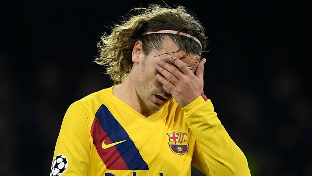 Barca confirm Griezmann could miss rest of La Liga season with thigh injury