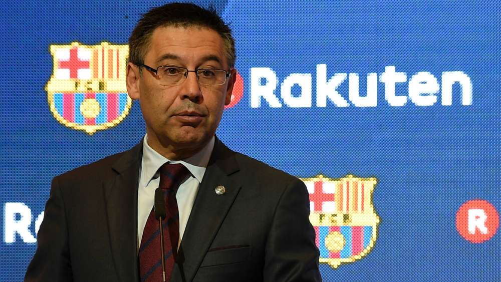 Barcelona chief accuses VAR of favouring Real Madrid & also addresses Messi exit talk