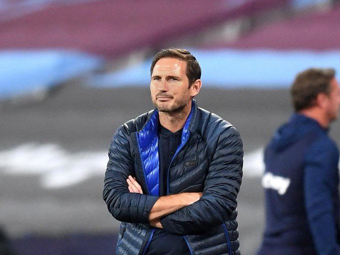 Frank Lampard hits back at Neville over Marcos Alonso criticism