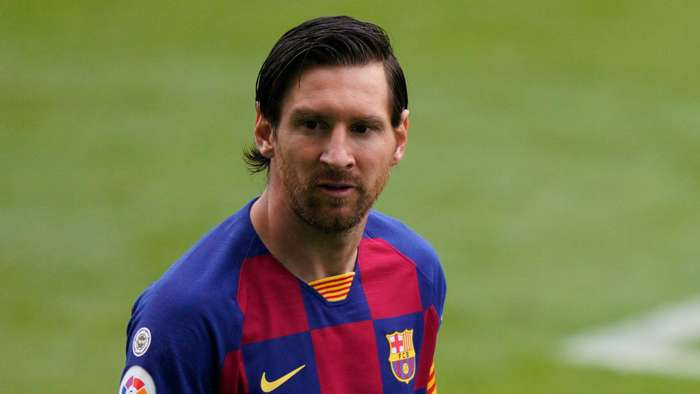 Barcelona respond to claims Lionel Messi is 'fed up' & wants to leave