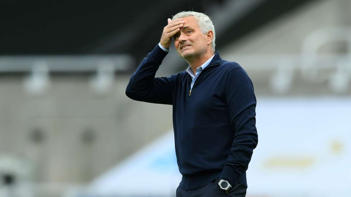 Mourinho tells Tottenham to play like 'bastards' & 'a bunch of c***s' in leaked Amazon clip