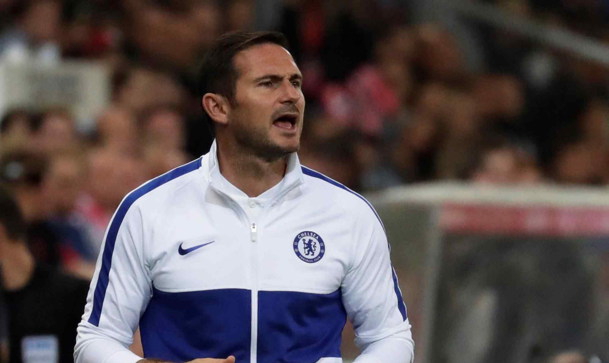 Lampard frustrated Chelsea players ignored warning about Arsenal's tactics