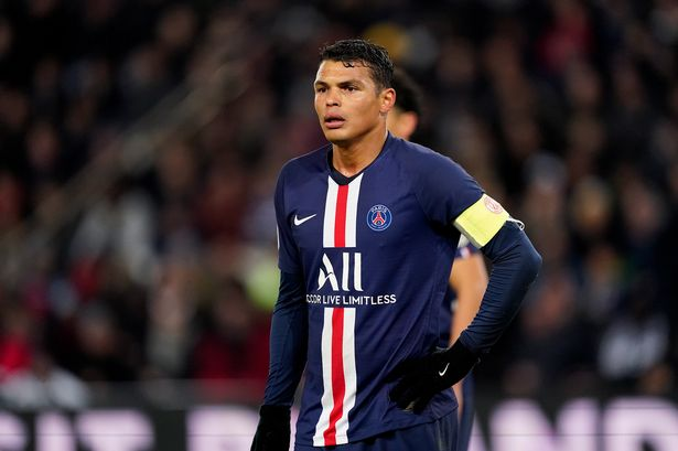 Thiago Silva set to complete move to Chelsea after CL final defeat with PSG