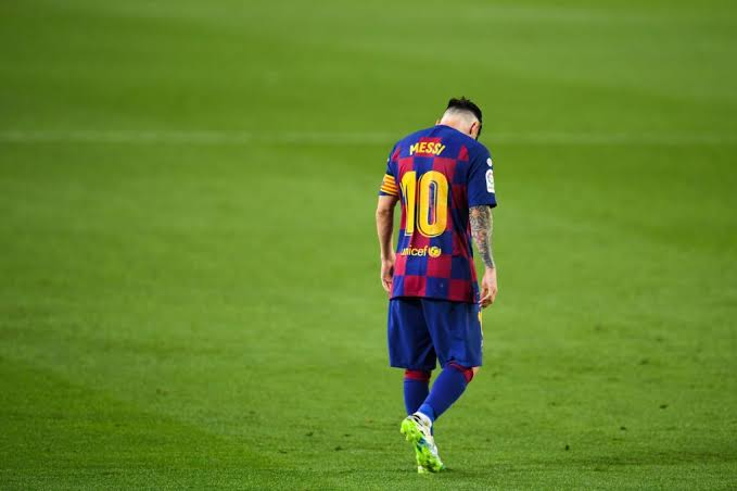 Lionel Messi wants Man City move after talks with Guardiola