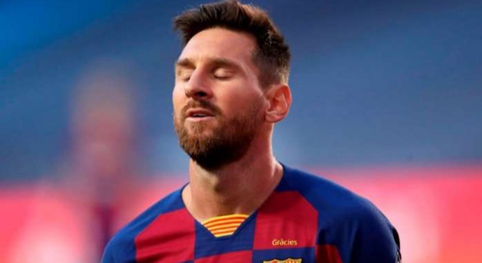 Lionel Messi would cost Man City £500m as Barca refuse to budge