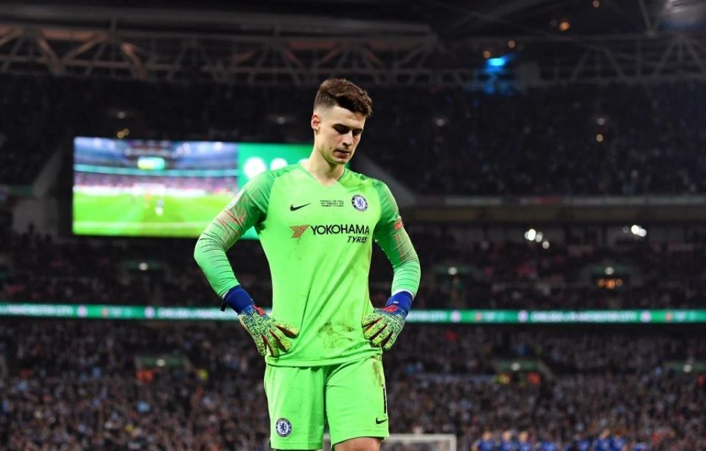 Chelsea players want Lampard to replace Kepa after losing faith in the Spaniard